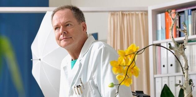 Facharzt für plastische, wiederherstellende und ästhetische Chirurgie Dr. Marc A. Peter